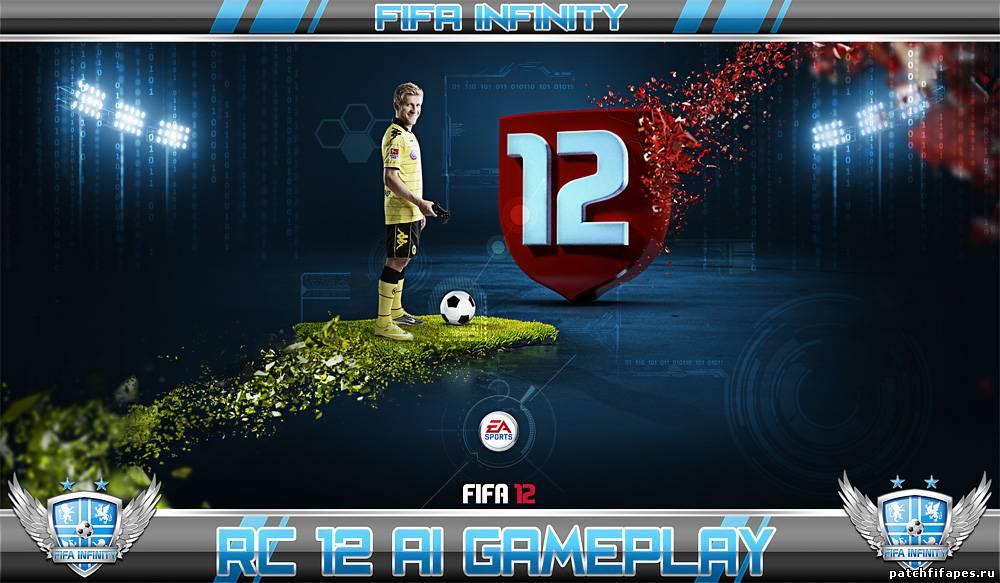 футбол 1 онлайн Update: International Face Pack Update V.5 (FIFA 12)